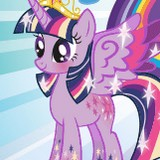 Gameplay Reino De Twilight Sparkle: Pony Juego